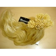 I-TIP HAIR LOCKS EXTENSIONS WAVY  (25 PCS I-Tip Extensions Per Pack) 619-447-7155