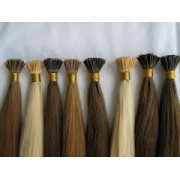 "I-TIP PREMIUM 14"" HAIR EXTENSIONS (25 PCS I-Tip Extensions Per Pack) By Mariomax Made in USA"